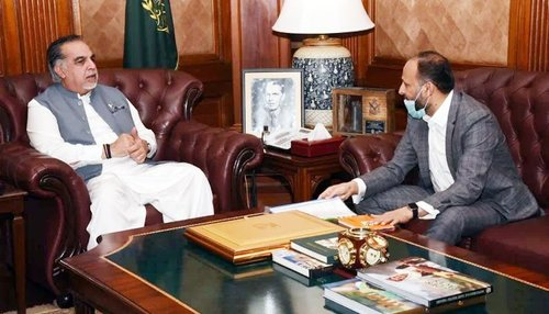Governor Sindh directs to take steps to reduce loadshedding in Karachi