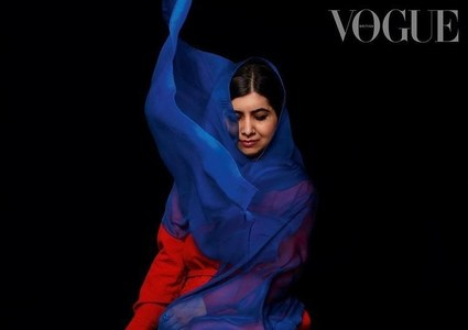 Malala responds to criticism with a perfect GIF on Twitter