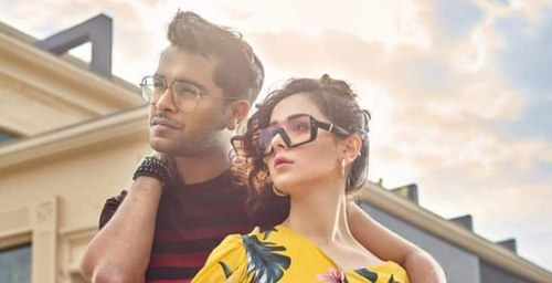 Exes Hania, Asim become top trend after throwing shades at each other