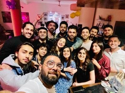 Celebrities lend support to Hania Aamir after 'disturbing' incident online
