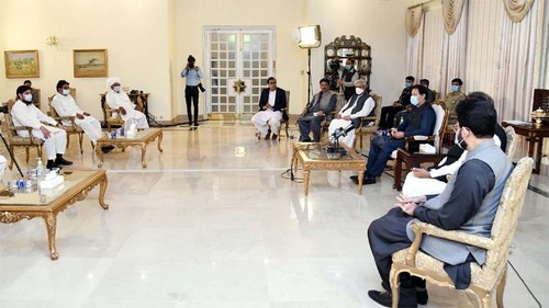 Industrialization is of vital importance for wealth creation, says PM Imran