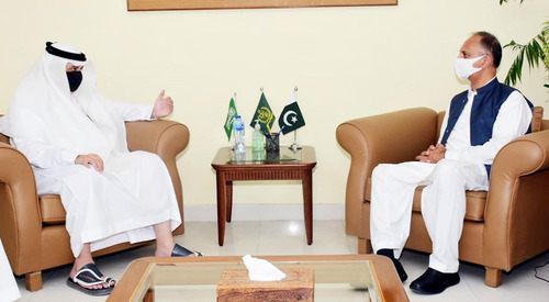 Saudi Arabia to provide a financing of over Rs37bn for Mohmand Hydropower Project
