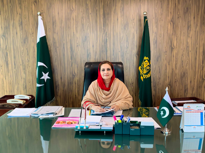 Nausheen Hamid urges public to not miss 2nd Covid vaccine dose