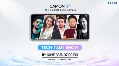 TECNO all set to release Camon 17 series