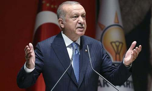 Erdogan says US can count on Turkey after Afghanistan troop pullout