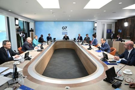 G7 vows action on Covid vaccines, climate change