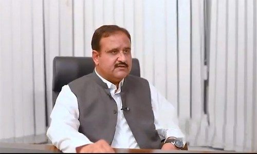 Punjab budget: 10 members of opposition meet CM Buzdar ahead of session