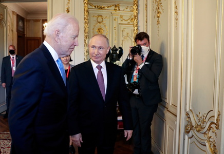 Putin, Biden agree to hold arms control talks, return ambassadors