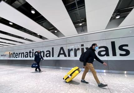 Britain considers vaccine passports to restart int'l travel