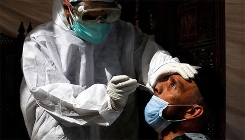 Pakistan reported less than 1,000 Covid cases in the past 24 hours