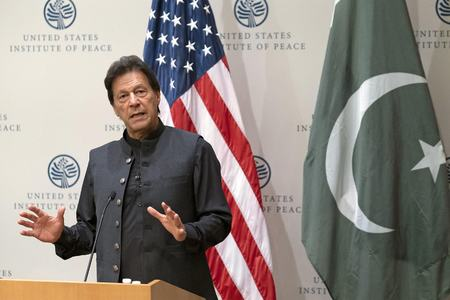 """We will """"absolutely not"""" allow the US govt to have CIA in Pakistan: PM Khan"""