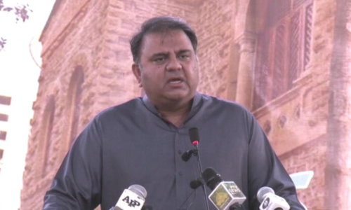 Sindh facing dictatorship in guise of democracy, says Fawad