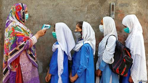 COVID-19: Pakistan reports 38 deaths, 1,097 new infections