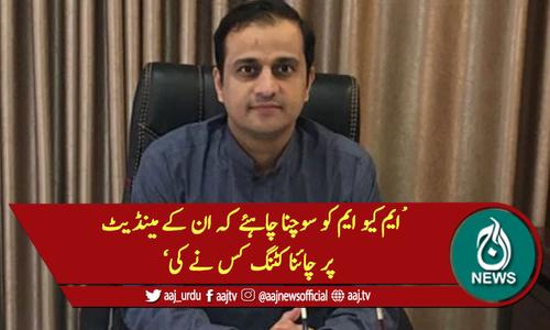 'وفاقی حکومت میں شامل سندھ کے نمائندے گونگے ہیں'