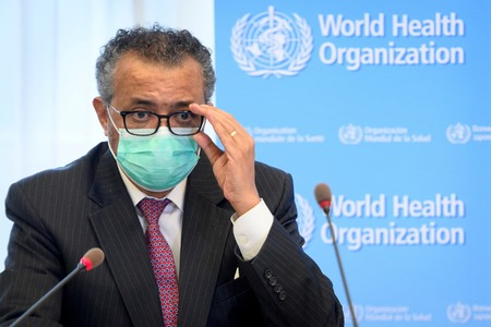 WHO pleads for vaccines as poor countries go wanting