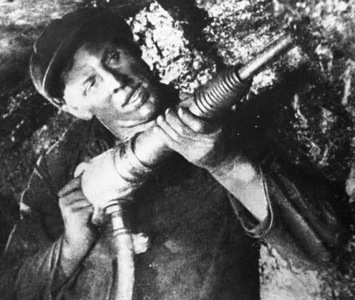 How a Soviet miner from the 1930s helped create today's intense corporate workplace culture