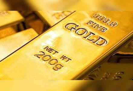 Gold prices fall in local market