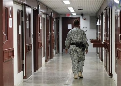 U.N. experts urge UAE to halt repatriation of ex-Guantanamo inmate