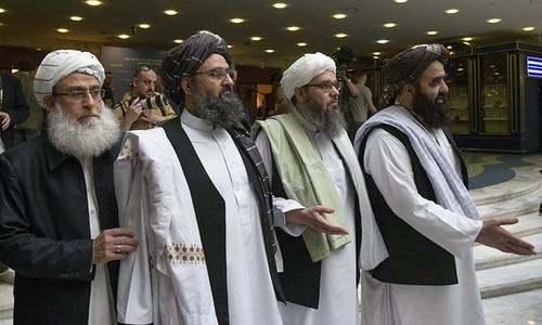 Taliban aim to present written peace plan at talks next month