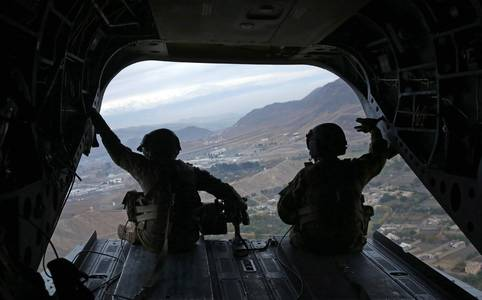 US pullout from Afghanistan over 90% complete: Pentagon