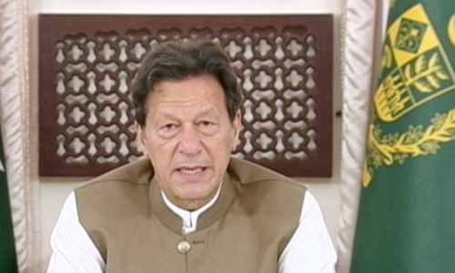 PM Imran urges nation to strictly follow Covid SOPs, get vaccinated