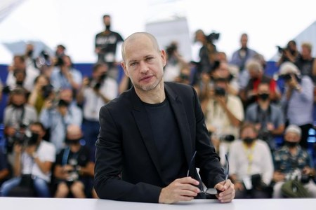 At Cannes, filmmaker Lapid takes seething swipe at Israeli identity