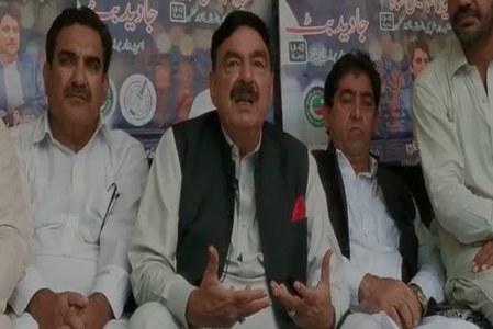 TLP fate to be decided Tuesday: Sheikh Rasheed