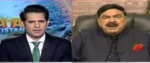 """Sheikh Rasheed casts doubt on Afghan envoy daughter """"kidnapping"""""""