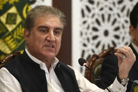 Pakistan requests Afghan govt to review its decision of calling back ambassador: FM Qureshi