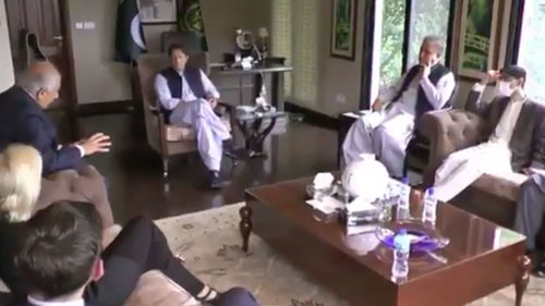 Escalation of conflict in Afghanistan not in Pakistan's interest: PM Imran