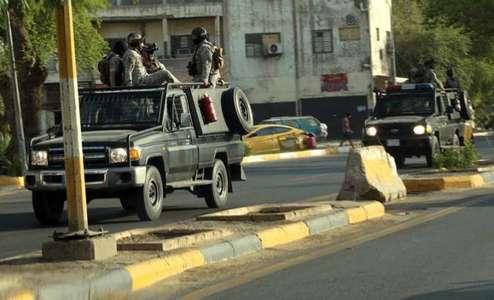Iraq market blast kills at least 10: security official