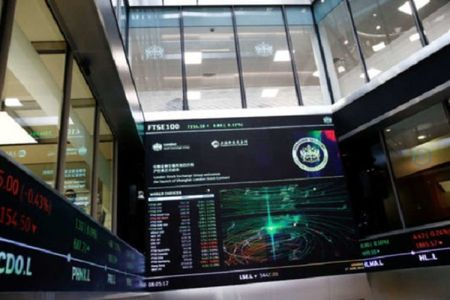 Global markets sink on resurgent virus fears