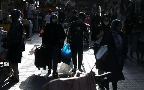 Iran registers record daily Covid caseload