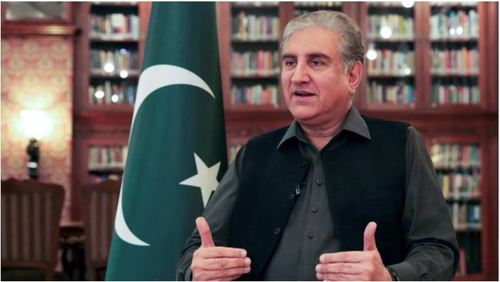 India spoiling Afghan Peace Process: FM Qureshi