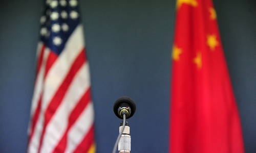 US sends senior official to China as tensions soar