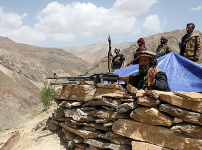 Half of all Afghan district centers under Taliban control - U.S. general