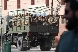 Army troops deployed in AJK till polls held, says ISPR