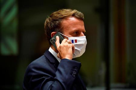 Pegasus spy claims probed as Macron switches phone