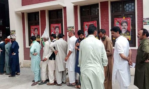 AJK election: At least one killed in clashes between political parties in Kotli