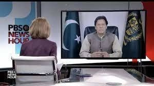 """Victim """"never responsible for rape"""" PM Khan says in PBS interview"""