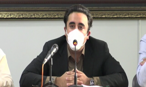 Proposal of electronic voting machine is based on malice, says Bilawal