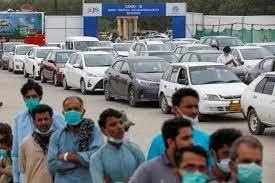 Pakistan reports 4,950 new Covid cases, 65 deaths