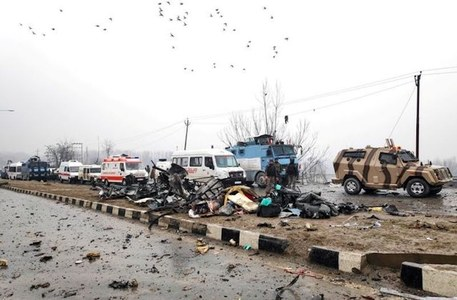 Mastermind behind 2019 Kashmir attack killed in shootout:  police