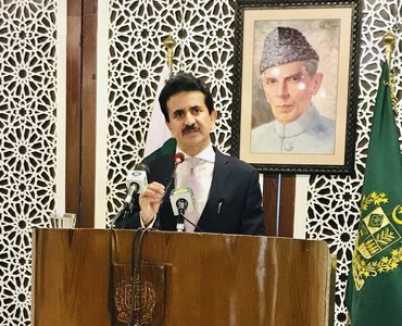 """FM's remarks on Daesh, Taliban cannot be """"misconstrued"""": FO"""