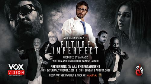 """Thriller """"Future Imperfect"""" to air on Aaj on Saturday"""