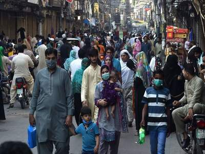 Sindh eases Covid-19 restrictions, extends business hours till 8p.m