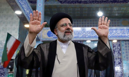 Raisi says Iran serious on 'maintaining deterrence' in Gulf waters