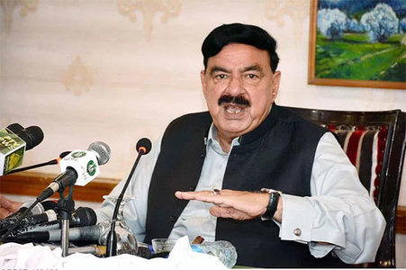 Rasheed reiterates Pakistan's support for freedom movement in IOK