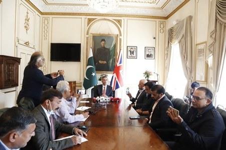Pakistan hopefully off UK red list soon, says top envoy