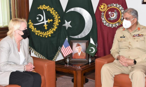 Pakistan desires to maintain long term relationship with US: COAS